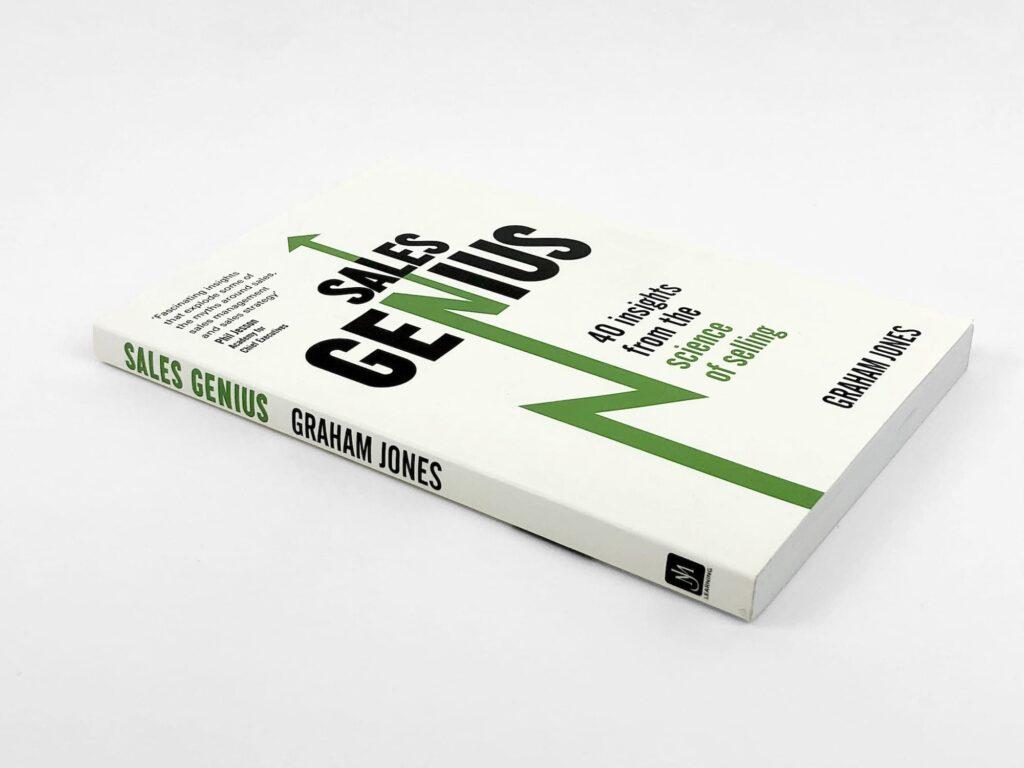 Sales Genius by Graham Jones